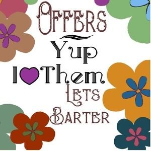 Other - Offers~  Tup I Love Them~ Let's Barter